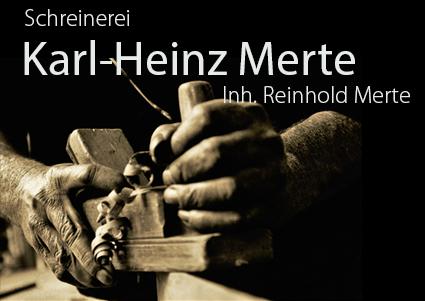 Schreinerei Karl-Heinz Merte